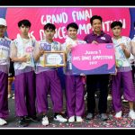 "SMAN 6 Karawang  Juara ""AXIS Dance Competition 2017"""