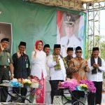 Semarak Pawai Ta'aruf MTQ VIII Kota Tangerang Selatan