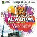 Hijriah Penuh Warna di Festival Al-Adzhom