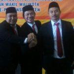 Aas Satibi Ketua Panwaslu Kota Tangsel