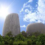 Dukung Ketahanan Energi Nasional, Tower Baru UMN Hemat Energi Diresmikan