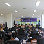 Pemkot Tangsel Serahkan 4 Raperda ke DPRD