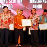 Tangsel Raih 2 Penghargaan Indonesia's Attractiveness Award 2017