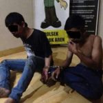 Ditabrak, Polisi Bekuk 2 Jambret di Bintaro
