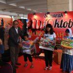 Begini Peringatan Hari Sumpah Pemuda di Bandara Soekarno-Hatta