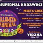 Ragam Acara Menarik Hallowen Carnival di Supermall Karawaci