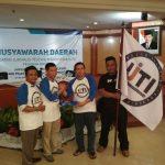 Ferry Setiawan Terpilih Jadi Ketua IJTI Banten 2017-2020