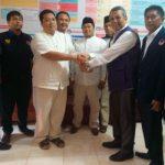 Didampingi Bang Ben, NasDem Bawa 1.700 KTA ke KPU Tangsel