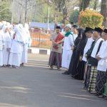 Puluhan Ribu Santri di Kota Tangerang Meriahkan Hari Santri