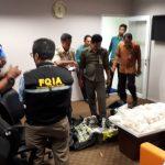32.820 Bibit Lobster Gagal Diseludupkan di Bandara Soekarno-Hatta