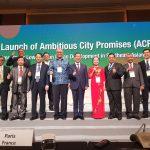 Arief jadi Pembicara pada Seoul Mayors Forum on Climate Change