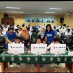 BERBAGI,  Beri Pelatihan &  Donasi Mobile Broadband XL