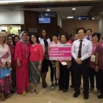 Peringati Pink October, Cancer Support Group Diresmikan