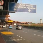 Bandara Soekarno-Hatta Sediakan Fasilitas Khusus Taksi Online