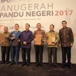 Pemkot Tangerang Raih Penghargaan Anugerah Pandu Negeri dari IIPG