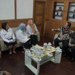 Arief Curhat ke BKN Reg III Soal Kepegawaian