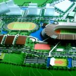 Sport Center Berkelas Internasional di Banten Segera Terwujud