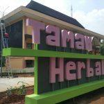 Kota Tangerang Bakal Miliki Taman Herbal