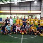 Pokja Wartawan Tangsel Gelar Fun Futsal dengan Pokja WHTR