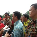 PDAM Tirta Benteng dan Disbudpar Bidik Mahasiwa Soal Potensi Cisadane