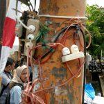 Panitia MTQ ke-19 Kota Tangerang, Diduga Mencuri Listrik
