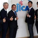 Pemkot Tangerang Jajaki Kerjasama dengan Jepang