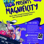 "SMAN 1 Pontianak Juara  Axis Hitzvids ""MAGNIFICITY"" Video Competition"