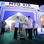 Kecamatan Cipondoh Raih Gelar Juara Umum MTQ XIX