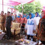 Tim P2WKSS Banten Pantau Kelurahan Sangiang Jaya