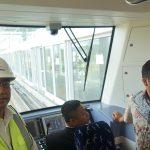 Walikota Tangerang Minta Tambahan Stasiun ke Menteri Perhubungan