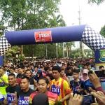 Peringati Hari Pahlawan, 3 Ribu Peserta Meriahkan Lari 10 Kilometer
