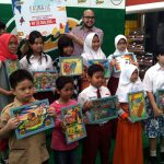 10 Anak Gondol Rp 30 Juta Hadiah Giant Faunatic Drawing Competition