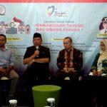 Pokja Wartawan Harian Kota Tangsel Gelar Diskusi Refleksi 9 Tahun Tangsel