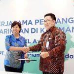 XL Axiata & HPI Bangun Jaringan di Perkebunan Kalimantan