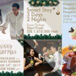 Ini Dia Promo Akhir Tahun Hotel Santika Premiere Bintaro