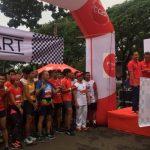 Walikota Airin Buka Tangsel City Run 9K