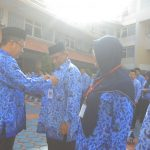 Disiplin Bekerja, 517 PNS Dapat Penghargaan Satyalancana Karya Satya