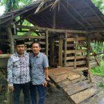 Tinggal di Kandang Kambing, Gubernur Banten Siap Bangun Rumah Mak Sari