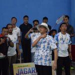 Mantan Atlit Dunia Ramaikan Turnamen Bulutangkis Gubernur Banten Open 2017