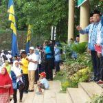40 Ribu Siswa dan Guru se-Kota Tangerang Deklarasi Adiwiyata