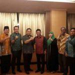 Arief Masih Tarik Ulur Soal Sachrudin
