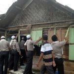 Tak Layak, Polres Metro Tangerang Kota Sulap Rumah Marbot Masjid
