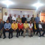 KPU Sampaikan Hasil Verfak Anggota Partai Politik
