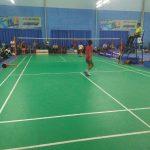 Ratusan Peserta Ramaikan Turnamen Bulutangkis Gubernur Banten Open