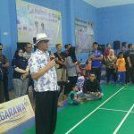 Turnamen Bulutangkis Gubernur Banten Open Diikuti 11 Provinsi