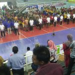 Kejurnas Bola Voli Indoor Junior Dibuka, Sachrudin Minta Junjung Sportivitas