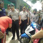 Polres Metro Tangerang Kota Kembalikan Motor Milik Warga