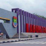 Bupati Tangerang Persembahkan Wahana Permainan
