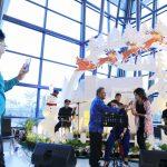Sambut Natal dan Tahun Baru, Bandara Soekarno-Hatta Gelar Live Music