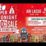 Uper Midnight Sale, Belanja Hemat Hingga 80%